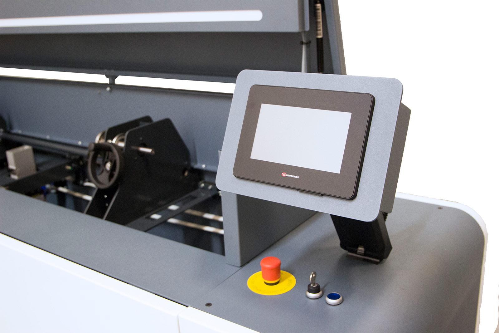 Laserclean - ALCS 1000 S open zij aanzicht