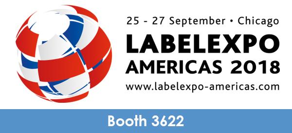 Labelexpo Americas 2018 banner logo