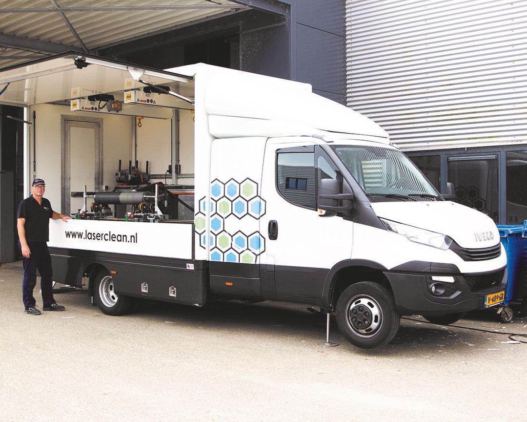 Laserclean Service