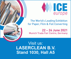 ICE Europe - Laserclean present on stand 1030 - Hall A5